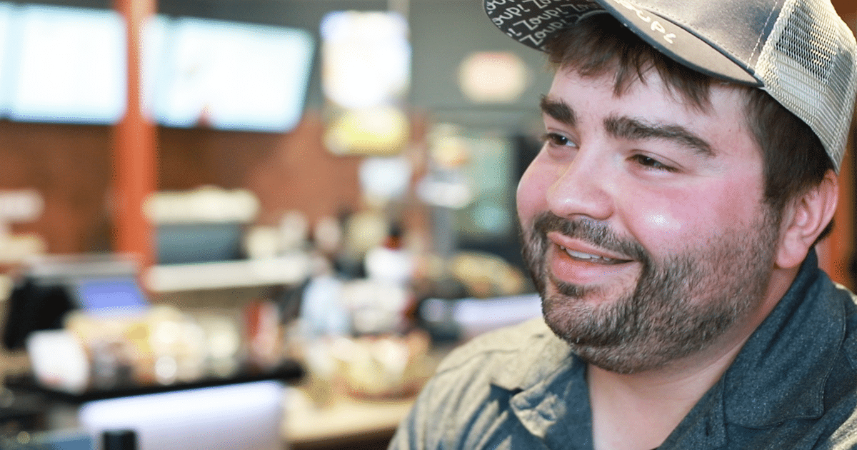 Zoup! Eatery franchise owner Mike Haskins