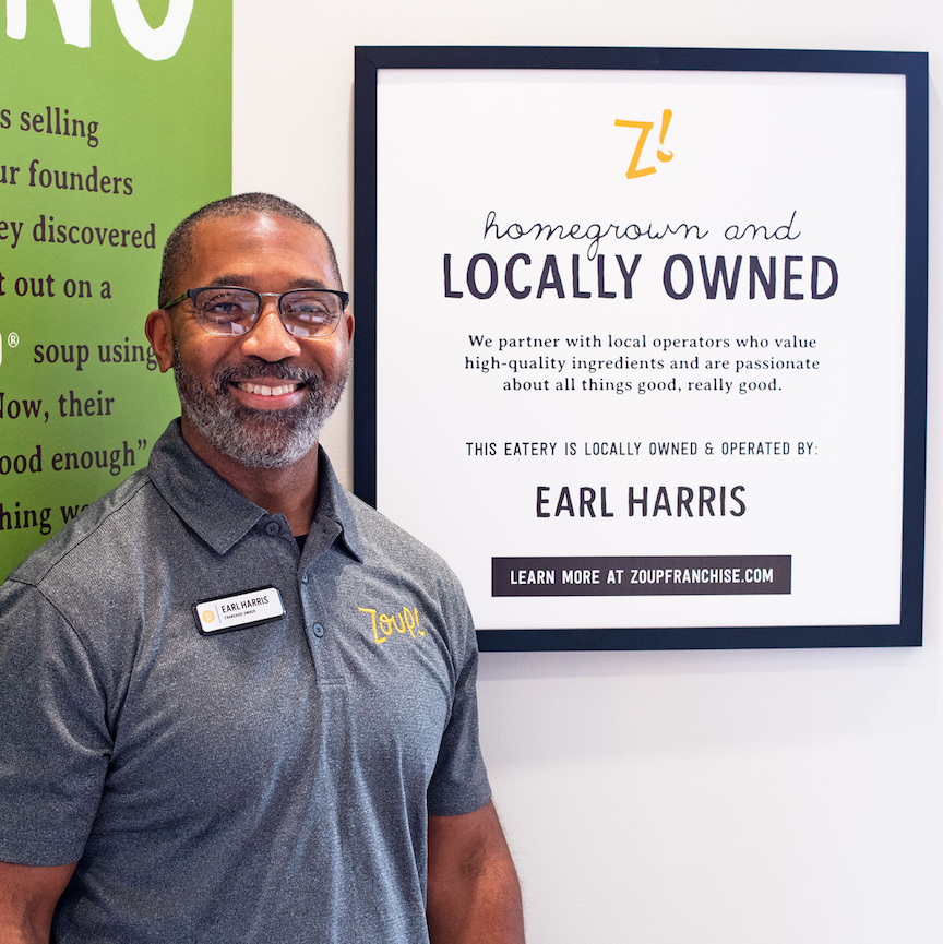 Successful Franchise Owner