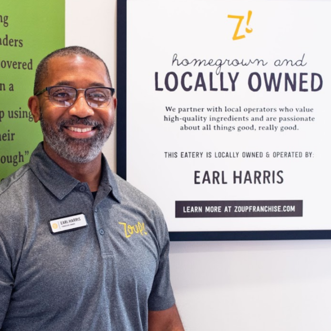 Zoup! Eatery franchisee best franchise