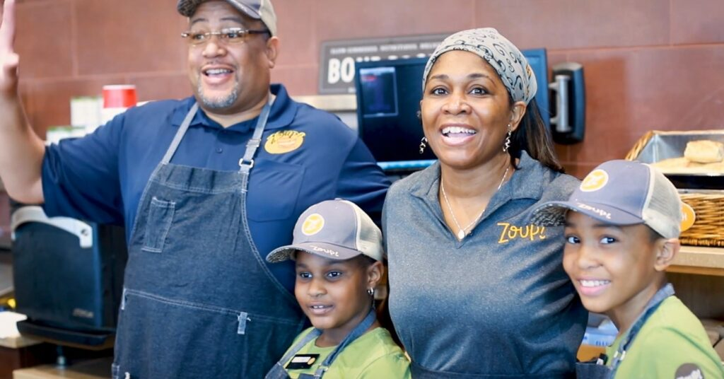 Black owned family business successful